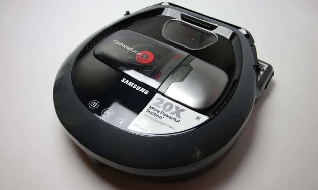Samsung Powerbot Robotic Vacuum Cleaner REVIEW