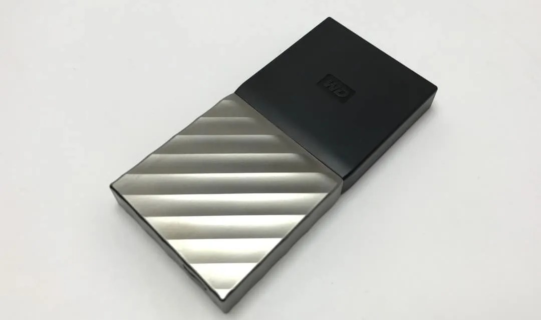 Western Digital My Passport SSD Portable Hard Drive REVIEW
