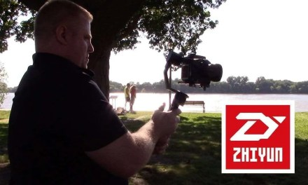 Zhiyun Crane 3-Axis Handheld DSLR Gimbal REVIEW