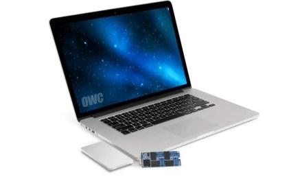 Macsales.com Introduces 2.0TB Aura Pro SSD NEWS