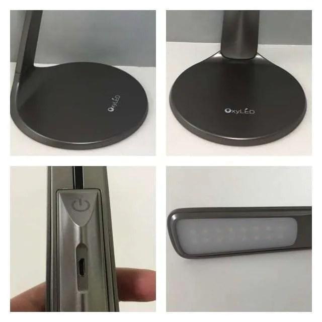 OxyLED T35 Desk Lamp