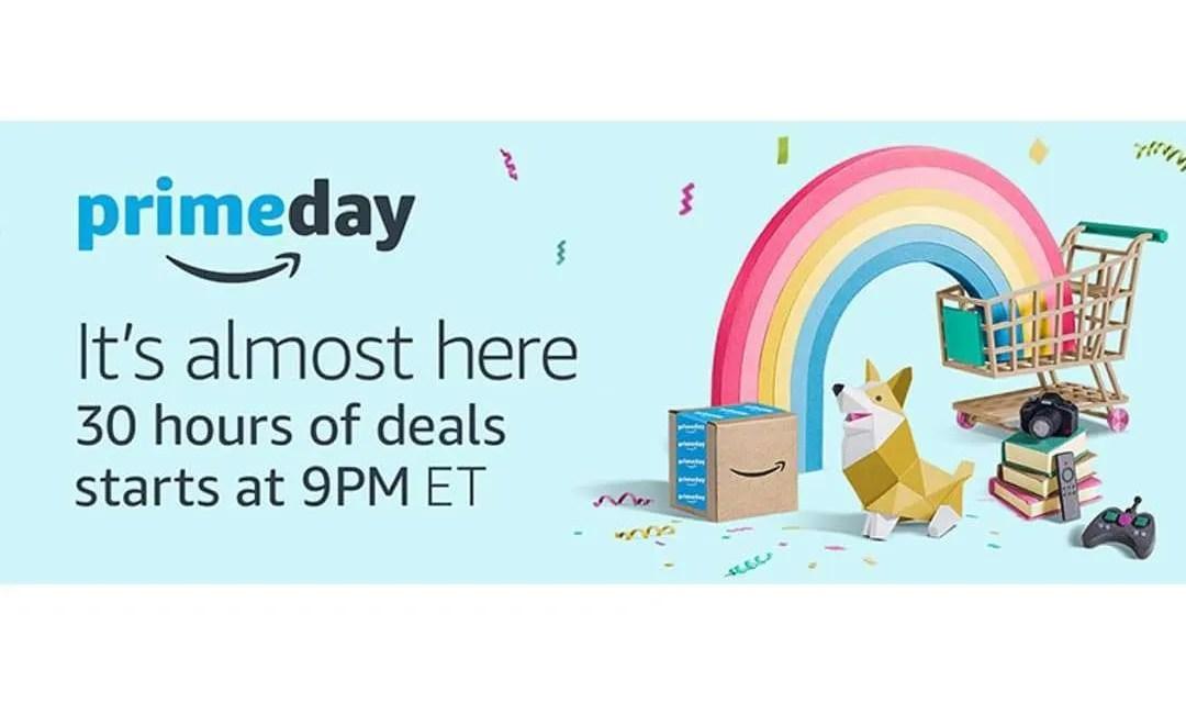 Amazon Prime Day Deals Start at 9PM ET NEWS