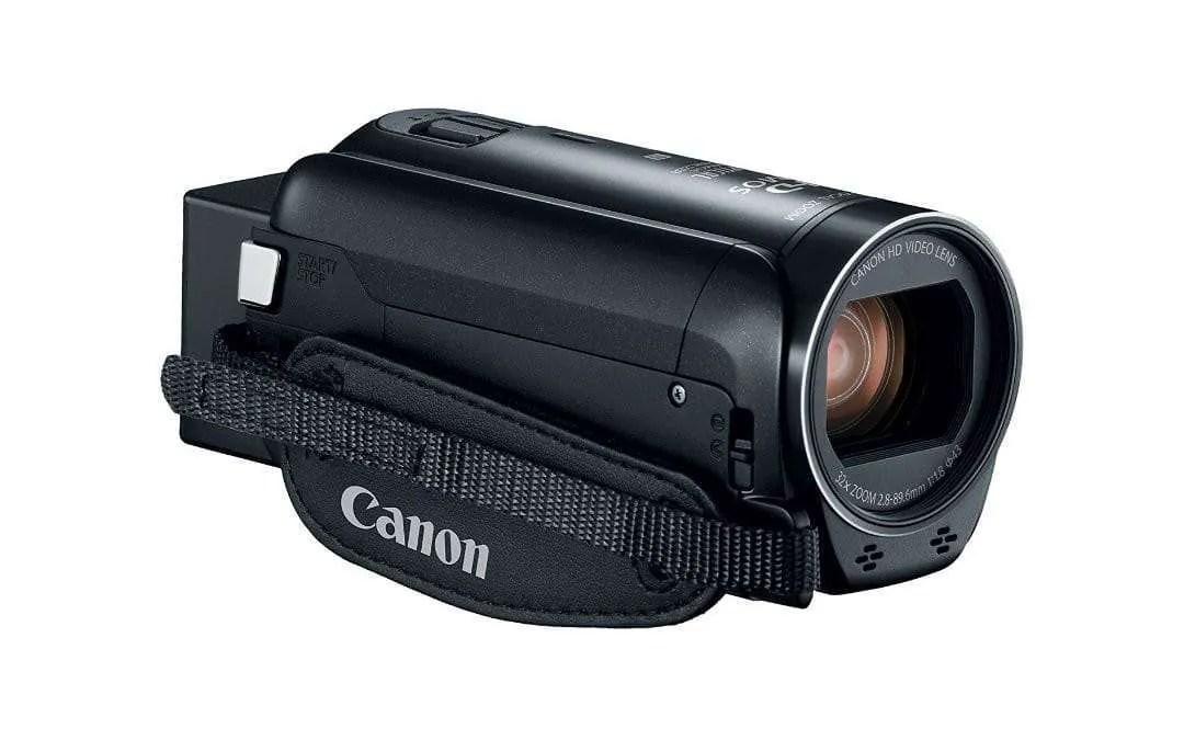 Canon VIXIA HF R80 Camcorder REVIEW