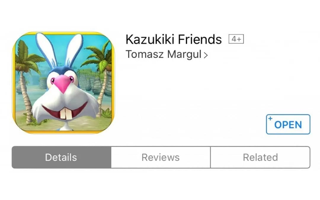 Kazukiki Friends iOS APP REVIEW Great graphics but repetitive