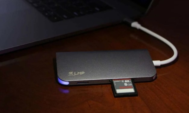LMP USB-C Mini Dock REVIEW A Space Gray Travel Companion that works