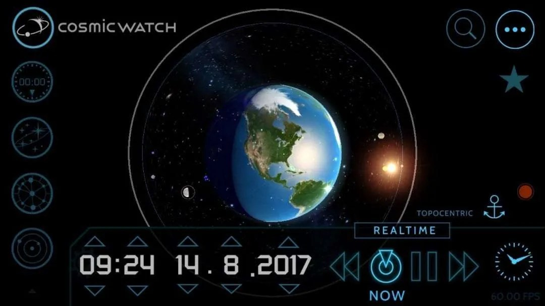 Cosmic-Watch iOS App REVIEW