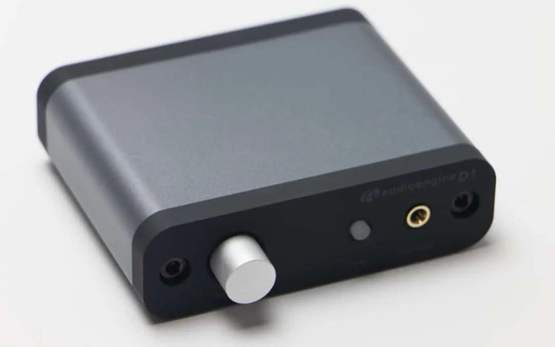 Audioengine D1 Headphone Amplifier