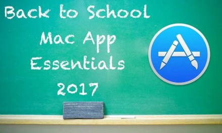 Back to School 2017 Must Have Mac Apps