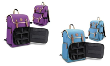 GOgroove® Camera Backpacks – Style Meets Substance NEWS