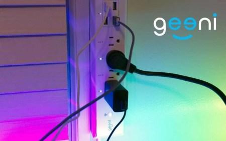 Geeni Surge Smart WiFi Surge Protector REVIEW