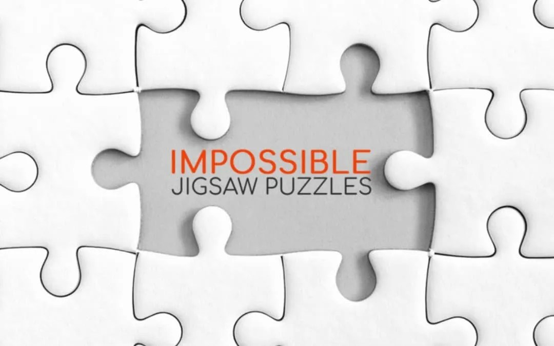 Impossible Jigsaw Puzzles iOS Game REVIEW