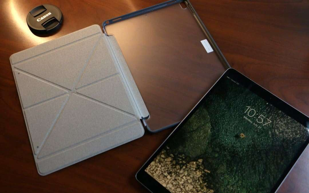Moshi VersaCover iPad Pro 10.5-inch Case REVIEW