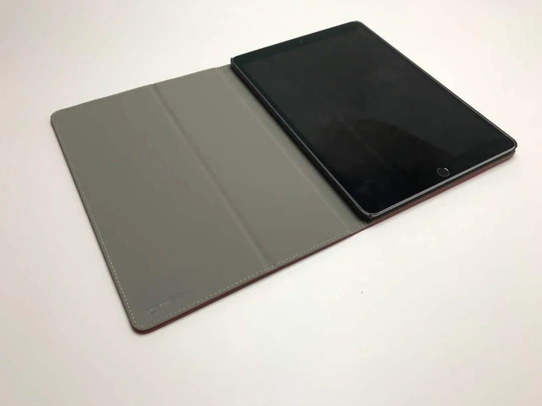 Amazon Basics iPad Pro PU Leather Case REVIEW