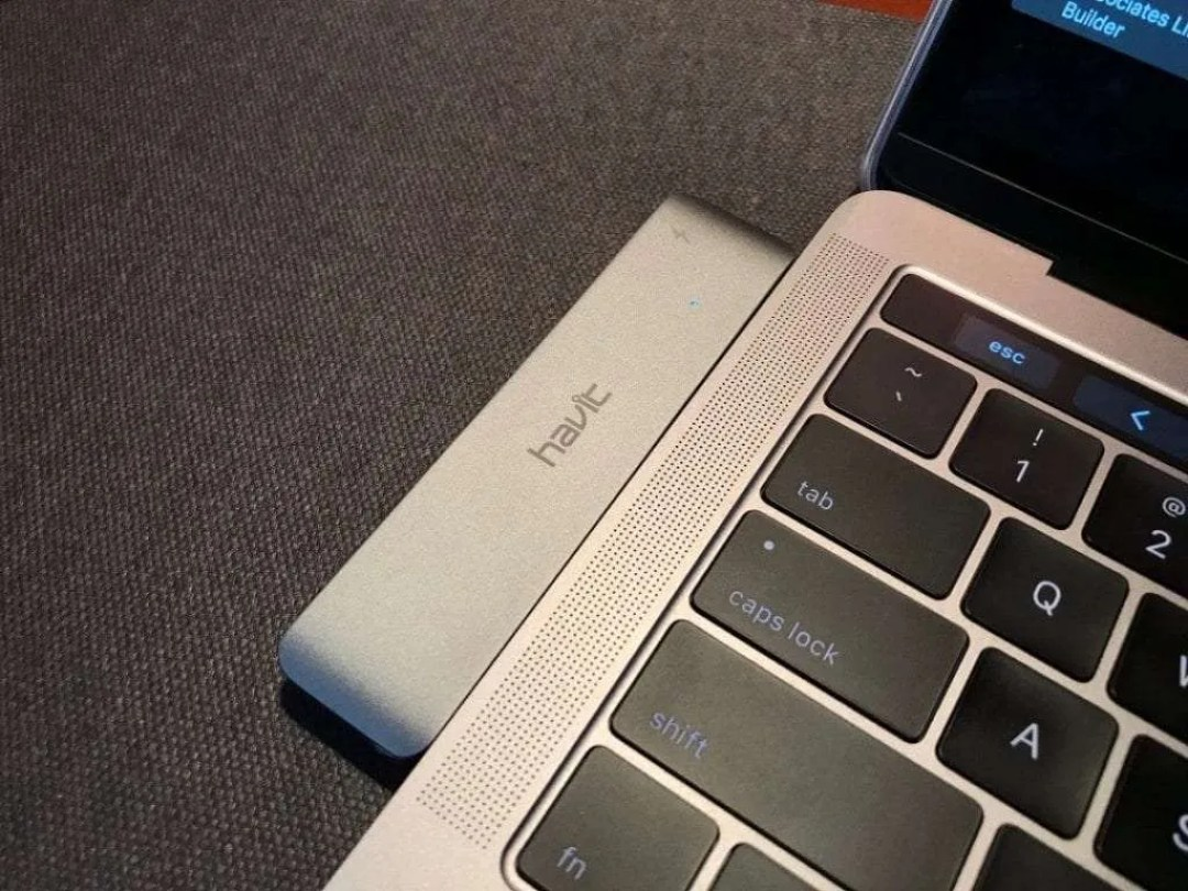 HAVIT Thunderbolt 3 USB-C Hub REVIEW