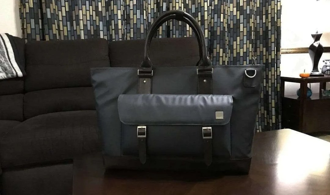 Moshi Costa Travel Satchel REVIEW