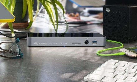 OWC Now Shipping Award-Winning Thunderbolt 3 Dock NEWS