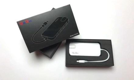 QacQoc GN30H Premium USB-C Hub REVIEW