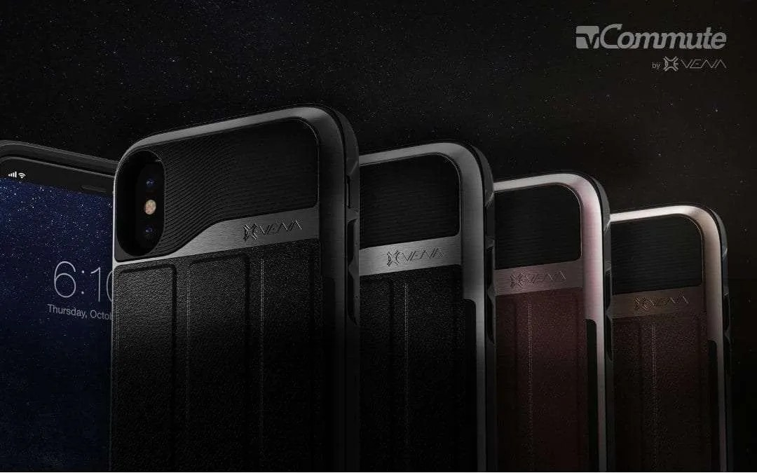 Vena iPhone X Cases Unveiled: Three New Designs NEWS