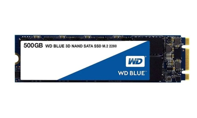 Western Digital Blue 3D NAND M.2 Solid State Drive REVIEW