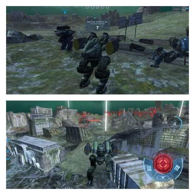 War Robots Action