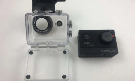 Hamswan F68 WiFi Action Camera REVIEW Accessories Galore at a bargain of a price