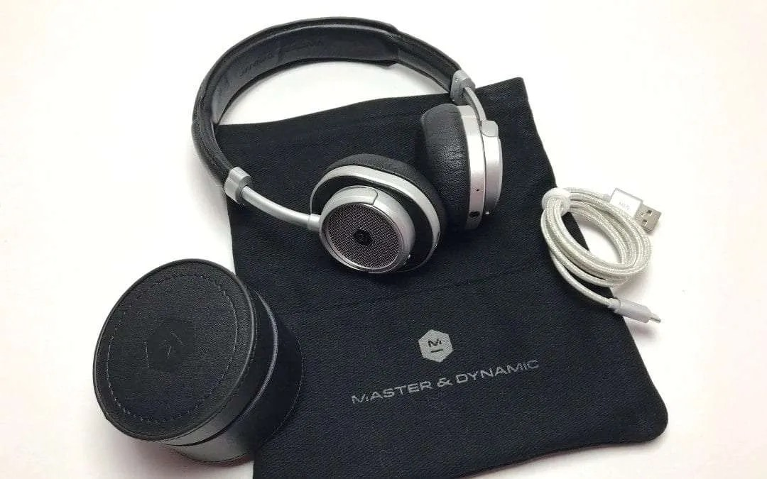 3394577acbd Master and Dynamic MW50 Wireless Headphones REVIEW | Mac Sources