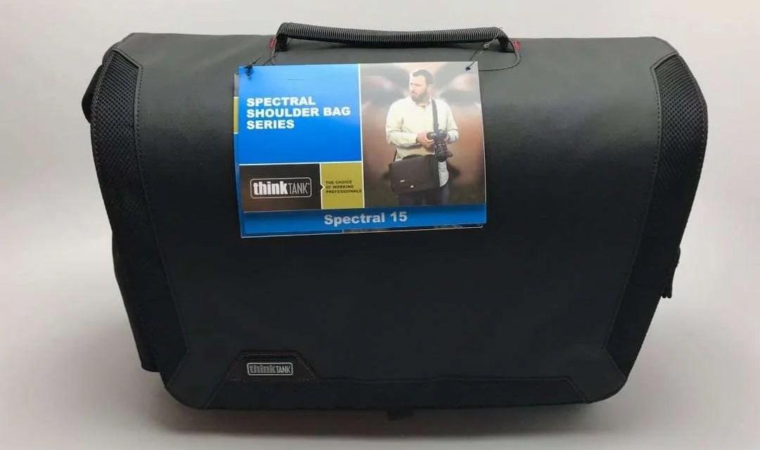 Think Tank Photo Spectral 15 Shoulder Bag REVIEW
