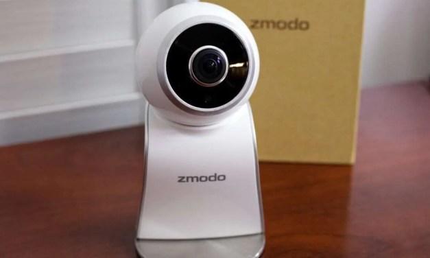 Zmodo Sight 180 Camera REVIEW