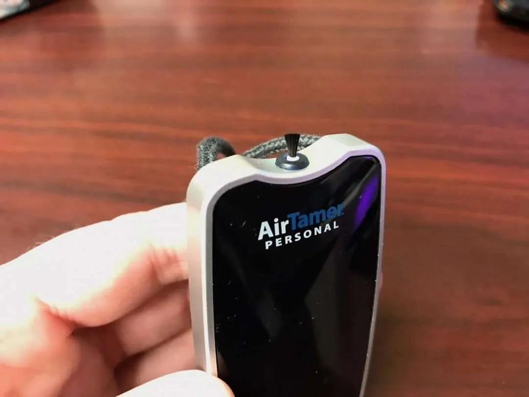 AirTamer Personal Air Purifier REVIEW