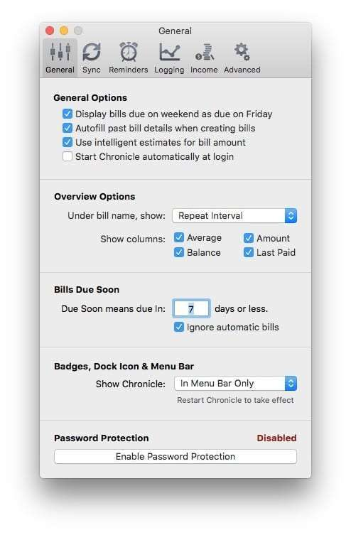 Chronicle 8 Mac App REVIEW