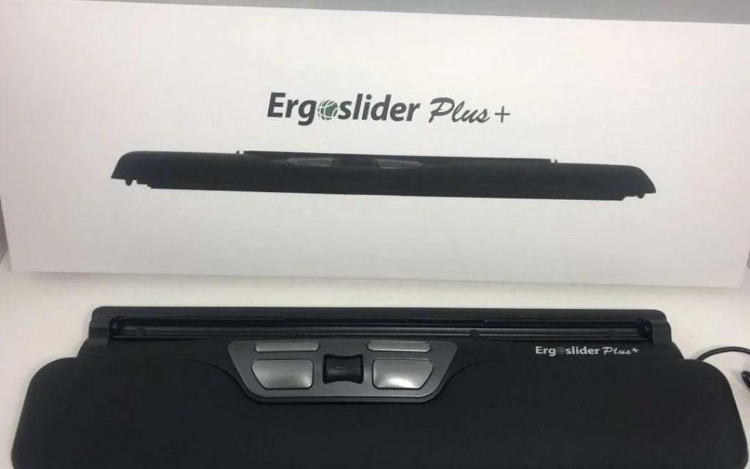 Ergoslider Plus REVIEW Unique Mouse for a Unique Lifestyle.