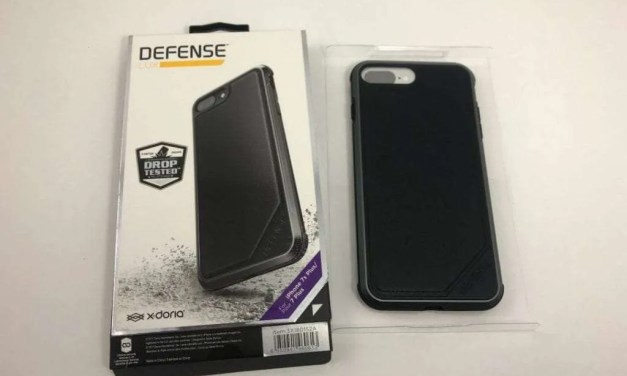 X-doria Defense LUX iPhone 7/8 Plus REVIEW Lightweight shell for your iPhone.