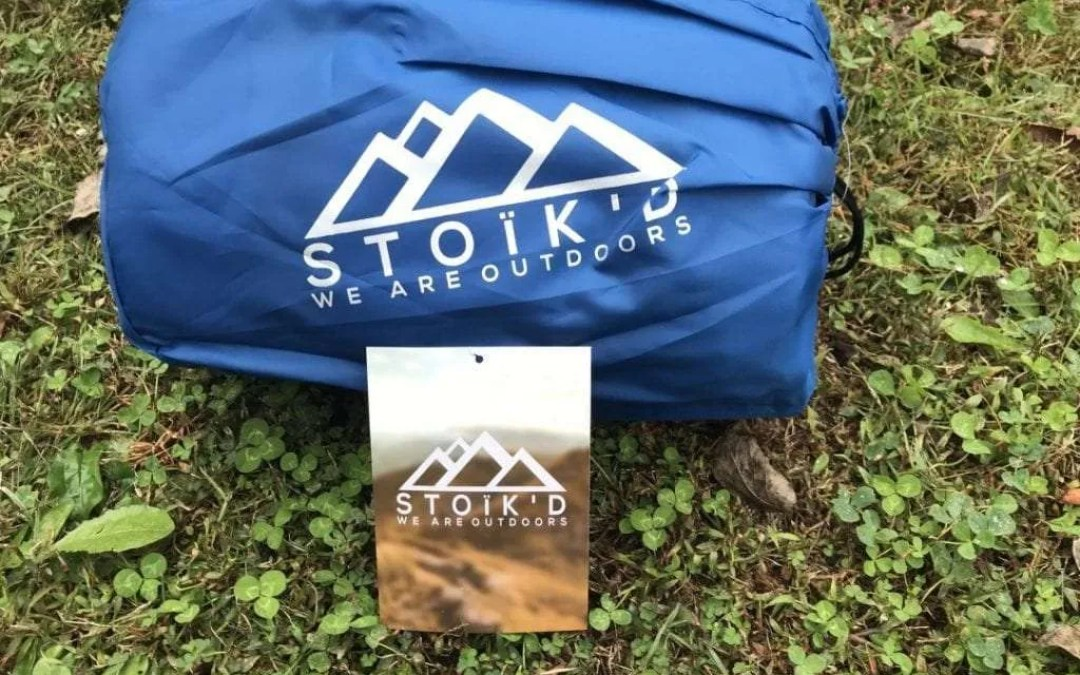 STOIK'D Premium Self Inflating Sleeping Pad REVIEW Lightweight, Self Inflating Ground Pad
