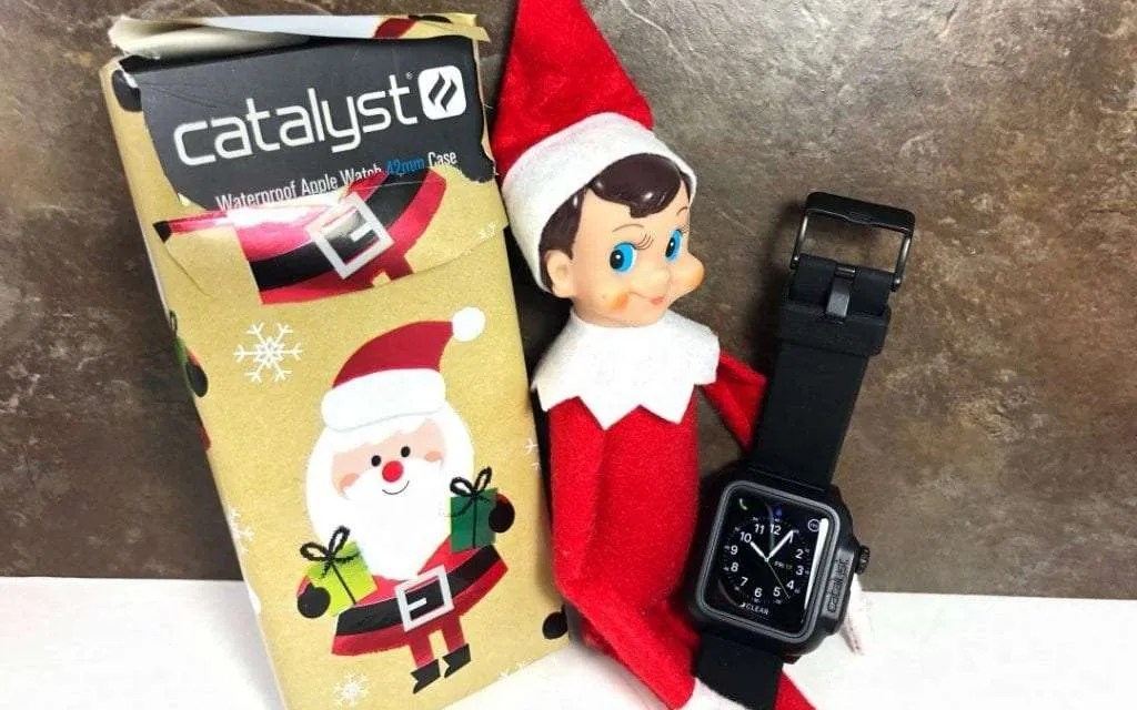 Catalyst Waterproof Apple Watch Case: Ultimate Gift for Outdoor loving Apple fans