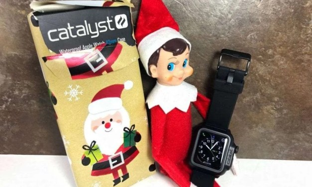 Catalyst Waterproof Apple Watch Case: Ultimate Gift for Outdoor loving Apple fans