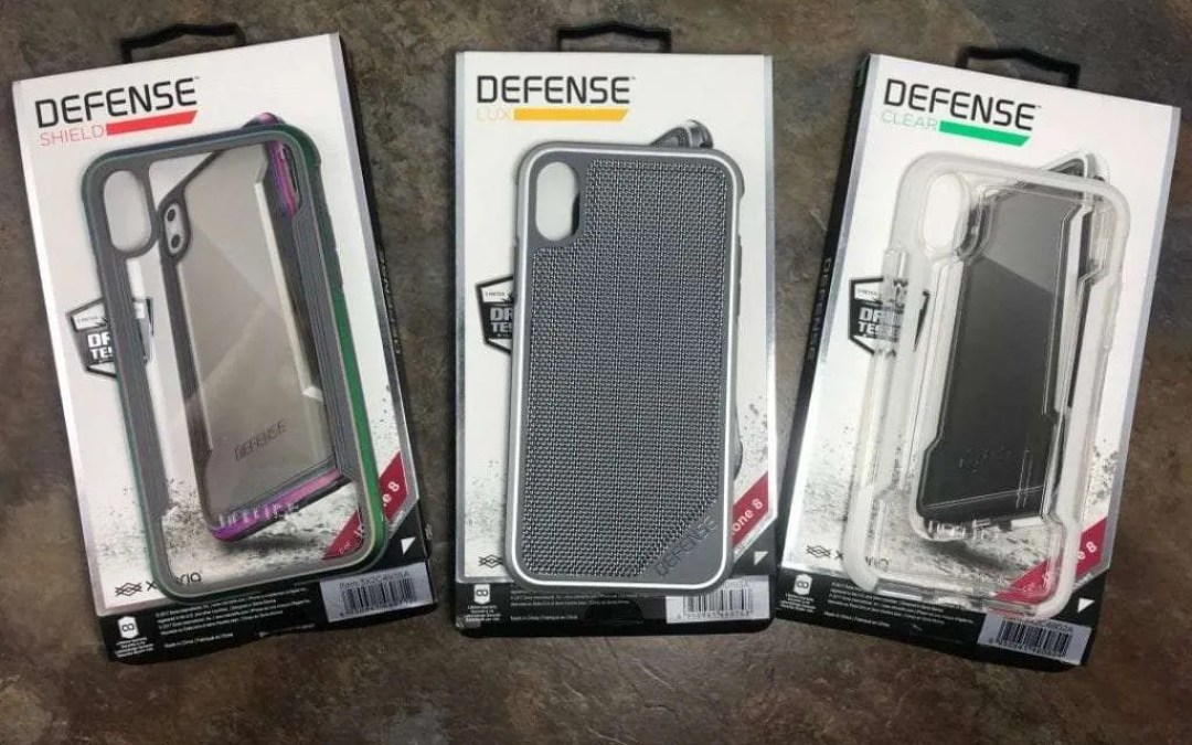 X-doria Defense Case REVIEW Protect Your New iPhone X in Style