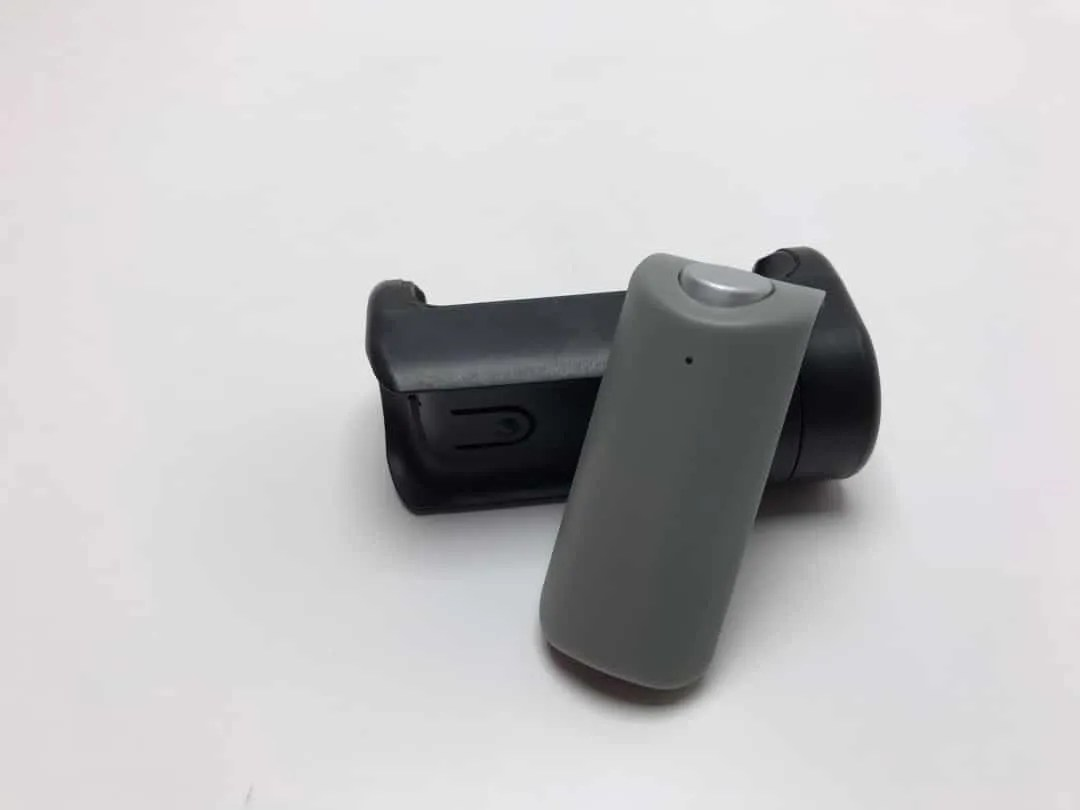 JustMobile ShutterGrip REVIEW