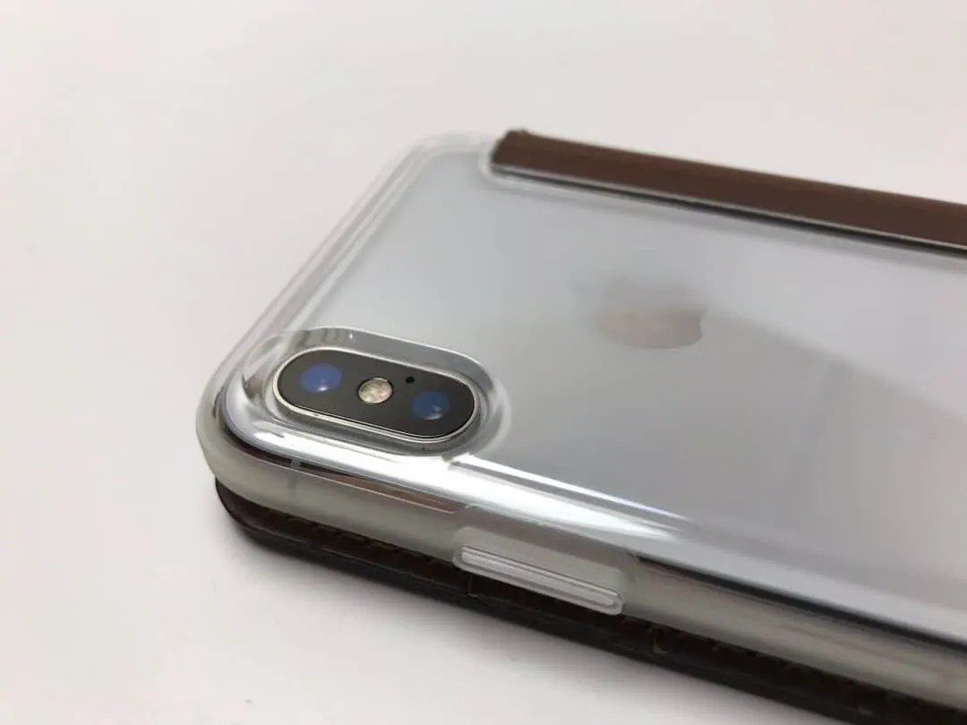 NOMAD Clear Folio iPhone X Case REVIEW