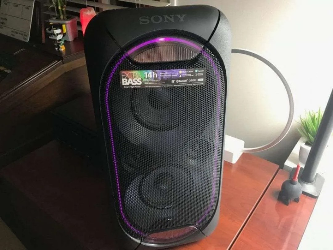 Sony High Power XB60 Portable Bluetooth Speaker REVIEW