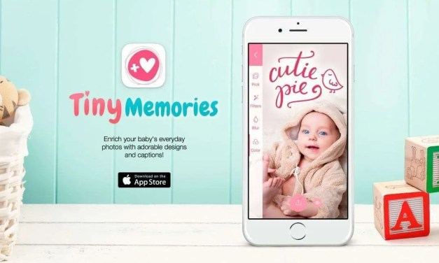 Tiny Memories iOS App REVIEW