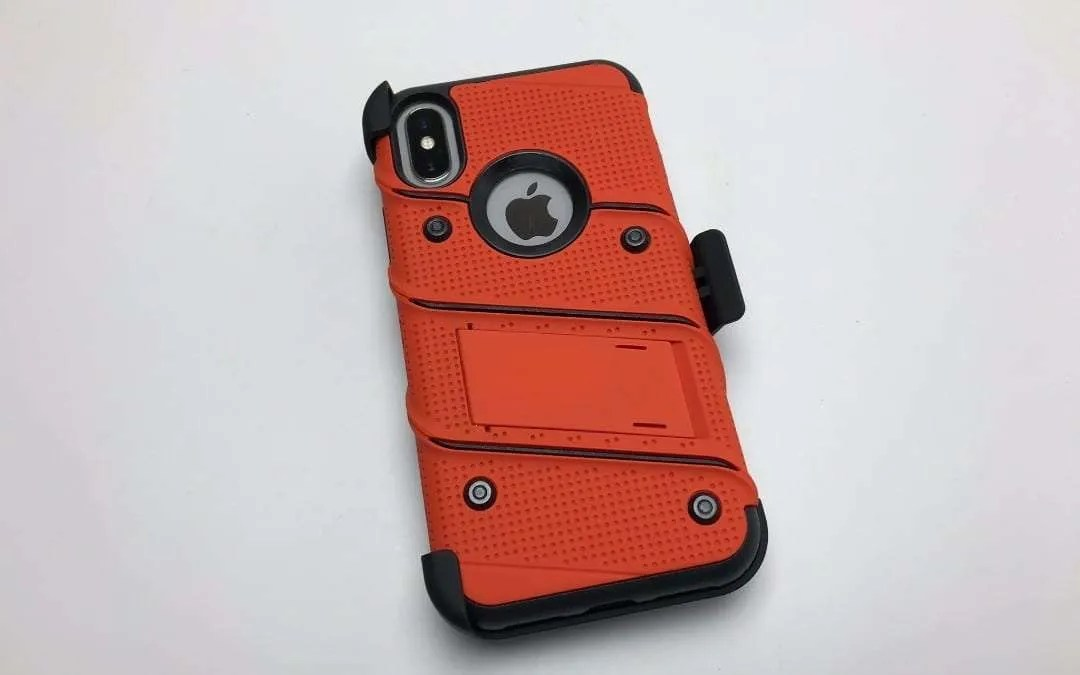 b4f9569c4046 Zizo Bolt Case for Apple iPhone X REVIEW