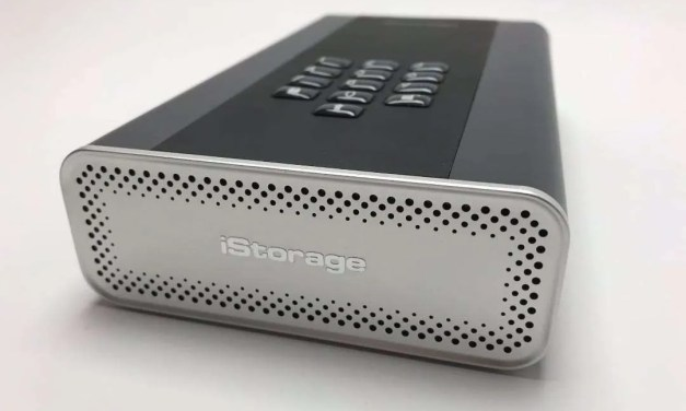 iStorage diskAshur DT 2 Encrypted Hard Drive REVIEW