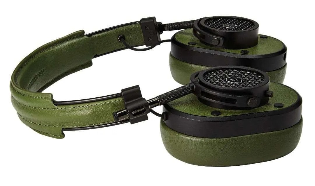 Master and Dynamic Releases the Greene Street Collection Headphones NEWS