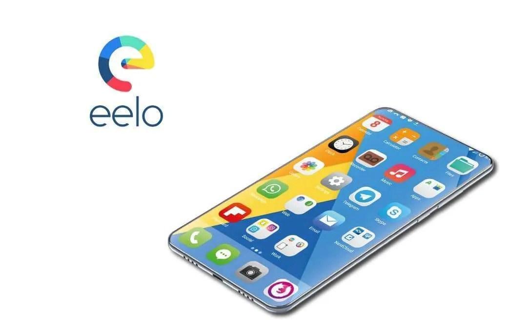eelo Mobile OS Kickstarter NEWS