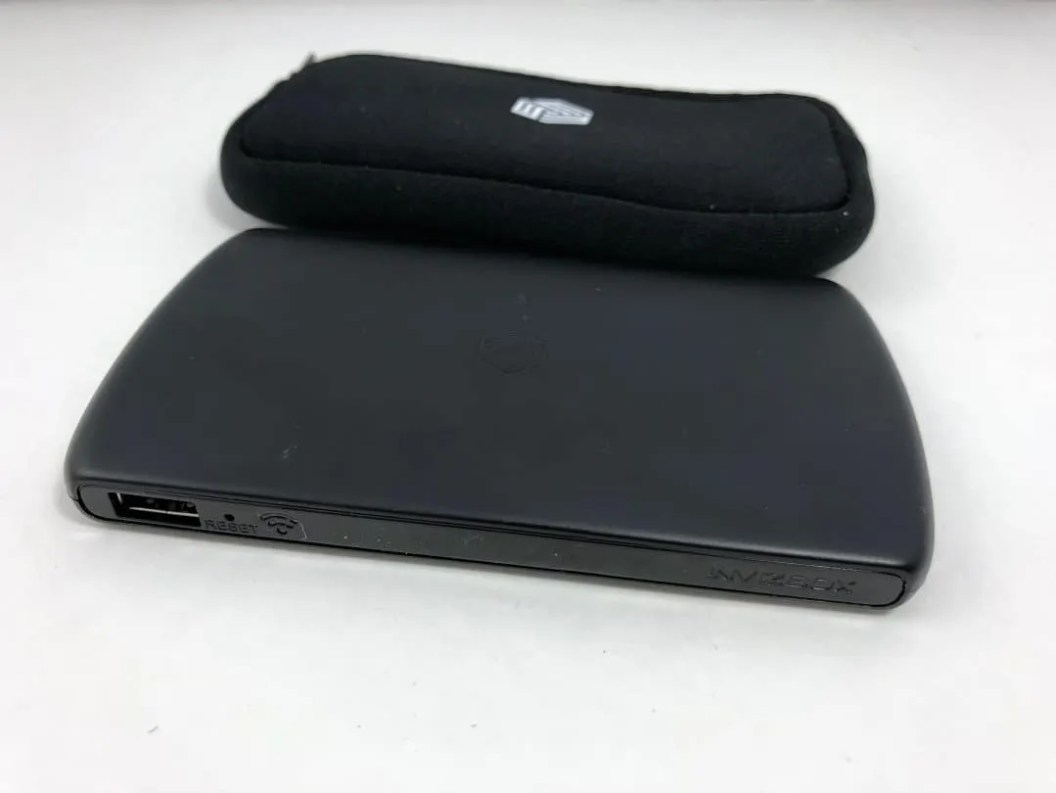 Invizbox with case