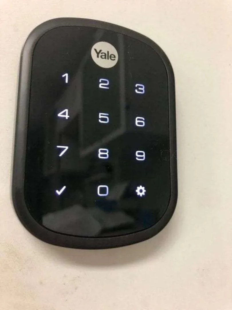 Yale SL Touchscreen