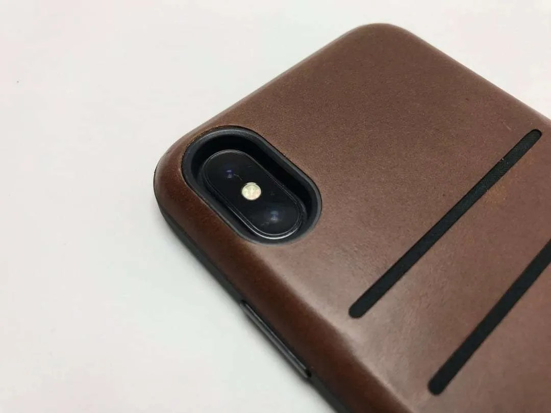 NOMAD Leather iPhone Cases REVIEW