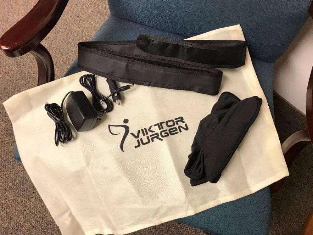 VIKTOR JURGEN Shoulder and Back Massager REVIEW