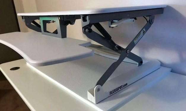 Flexispot ClassicRiser Standing Desk Converter M2 REVIEW