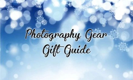 Photography Gear Gift Guide 2019